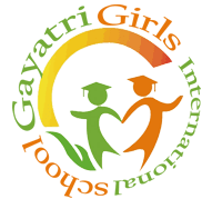 Gayatri Girls International School Logo